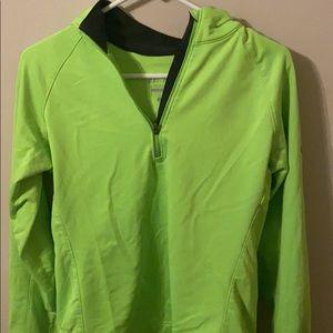 Nike 1/4 zip hoodie